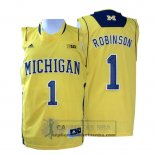 Camiseta NCAA Michigan State Spartans Glenn Robinson Amarillo