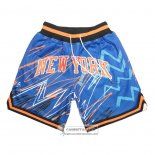 Pantalone New York Knicks Just Don Azul2