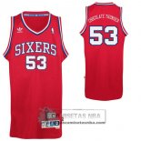 Camiseta Apodo 76ers Chocolate Thunder