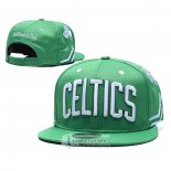 Gorra Boston Celtics Verde Blanco