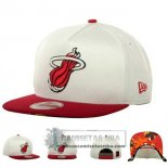 Gorra Heats New Era Fifty Blanco