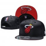 Gorra Miami Heat 9FIFTY Snapback Negro2