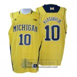 Camiseta NCAA Michigan State Spartans Tim Hardaway Jr. Amarillo