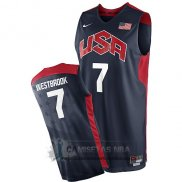 Camiseta USA 2012 Westbrook Negro