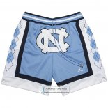 Pantalone NCAA North Carolina Tar Heels Azul