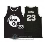 Camiseta Shoot Out Motaw Negro
