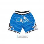 Pantalone Orlando Magic Just Don Azul