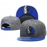 Gorra Dallas Mavericks Gris