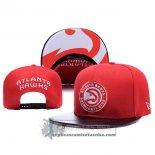 Gorra Hawks Leather Rojo