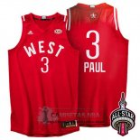 Camiseta All Star 2016 Pual