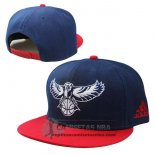 Gorra Hawks New Era Fifty Azul Rojo