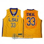 Camiseta NCAA LSU Tigers O'Neal Amarillo