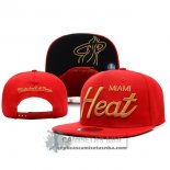 Gorra Heats New Era Fifty Rojo Oro