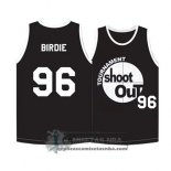 Camiseta Shoot Out Birdie Negro