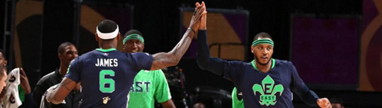 Camisetas NBA All Star 2014 replicas tienda online