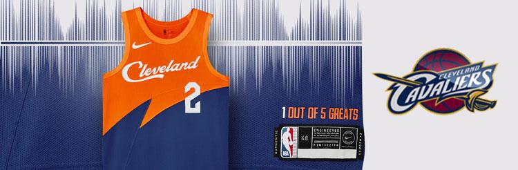 Camisetas NBA Cleveland Cavaliers replicas tienda online