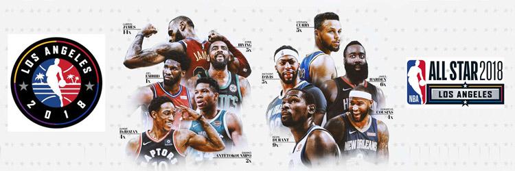 Camiseta NBA All Star replicas
