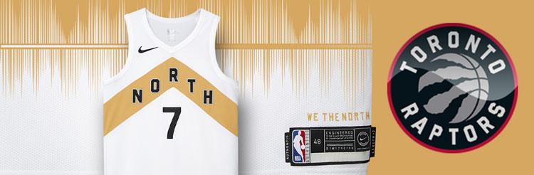 Camisetas NBA Toronto Raptors replicas tienda online