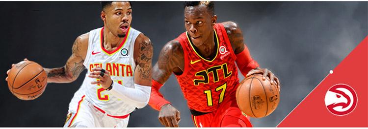 Camisetas NBA Atlanta Hawks replicas tienda online