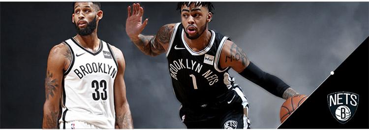 Camisetas NBA Brooklyn Nets replicas tienda online