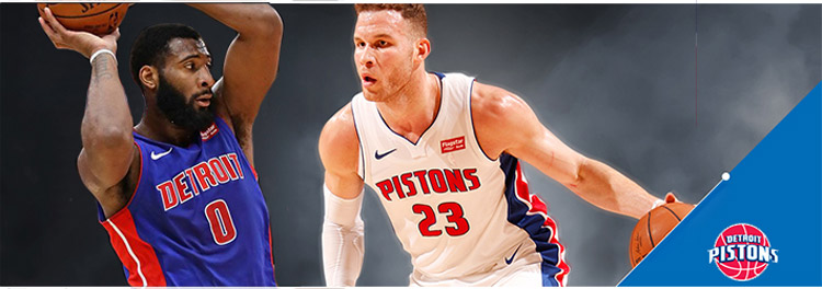 Camisetas NBA Detroit Pistons replicas tienda online