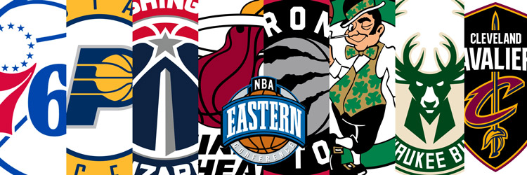 Camisetas NBA Eastern replicas