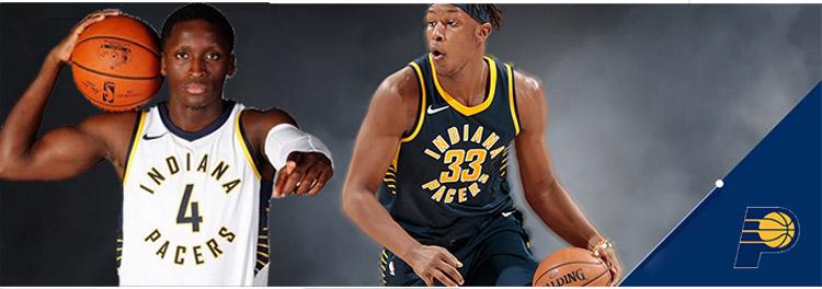 Camisetas NBA Indiana Pacers replicas tienda online