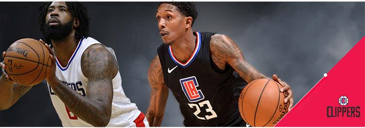 Camisetas NBA Los Angeles Clippers replicas tienda online