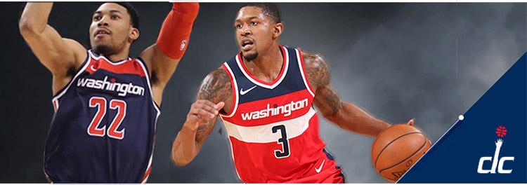 Camisetas NBA Washington Wizards replicas tienda online