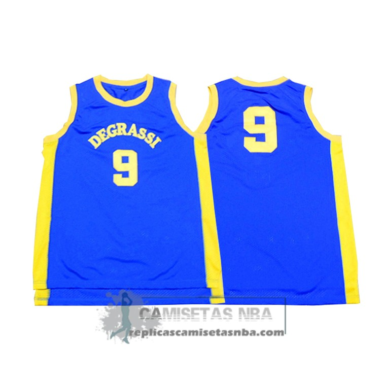 Camisetas NBA Degrassi Blanco replicas tienda online