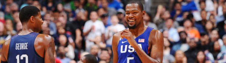 Camisetas NBA USA 2016 replicas tienda online