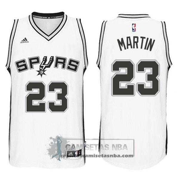 77598816b Camisetas NBA Spurs Martin Blanco replicas tienda online