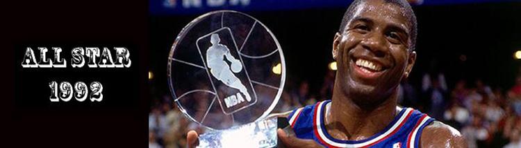 Camisetas NBA All Star 1992 replicas tienda online